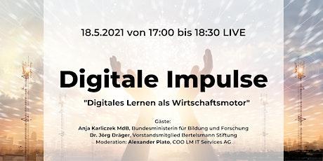 Digitale Impulse Tickets