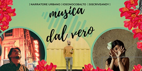 MUSICA DAL VERO tickets