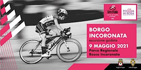 Riscopriamo Bosco Incoronata - Visita guidata biglietti