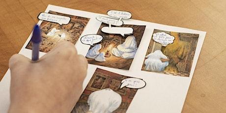 """Visite/Atelier """"Bullu'kids"""" de l'exposition """"À la croisée des chemins"""" billets"""