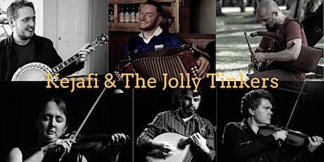 Irish and Scottish Music Night with Kejafi & The Jolly Tinkers tickets