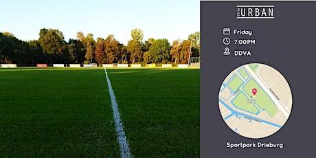 FC Urban Match AMS Vr 14 Mei DVVA tickets