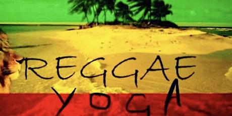 Reggae Yoga tickets
