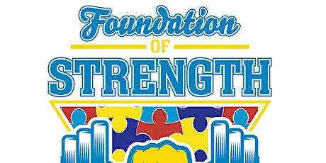 Foundation of Strength Fundraiser tickets