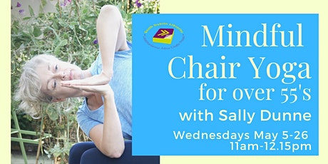 Mindful Chair Yoga with Sally Dunne tickets