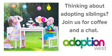 Are you interested in adopting siblings? (Virtual Event) tickets
