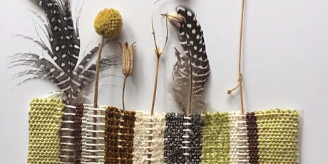 Mini Woven Wall Hangings tickets