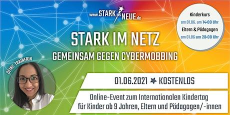 Stark ins Neue - GEMEINSAM GEGEN CYBERMOBBING - mit Rosa aus Kronberg Tickets