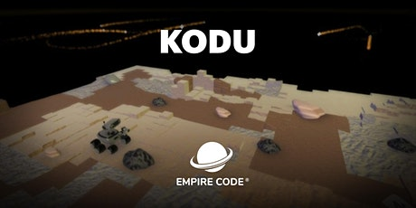 Game Creation with KODU Camp tickets