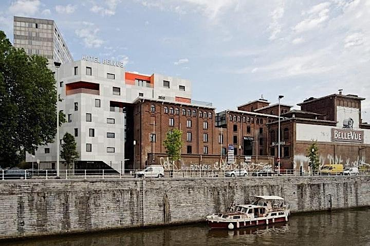 Afbeelding van Rondleiding: De meest indrukwekkende verticale stadsboerderij van Brussel