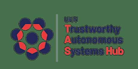 UKRI TAS Hub Pump Priming projects kick-off meeting tickets