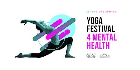 Yoga Festival 4 Mental Health tickets
