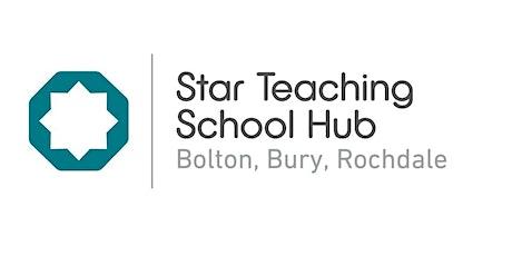 ECF Headteacher  briefing Bolton, Bury, Rochdale tickets