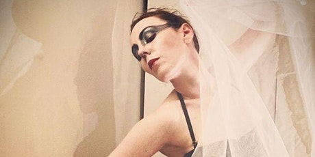 Online Life Drawing - 'Black Swan' with Stephanie tickets