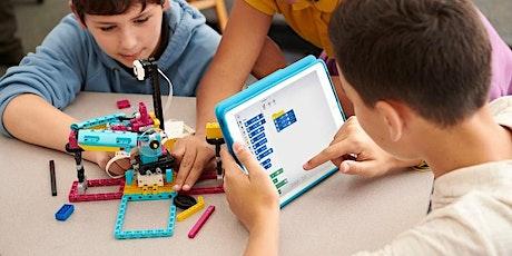 Ferien-Workshop - Roboter: Rette die Umwelt mit LEGO Spike Prime Tickets