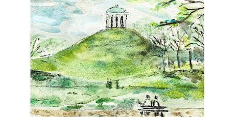 So, 6.6. | 10:30 | Urban Sketching: Aquarellmalen im Englischen Garten tickets