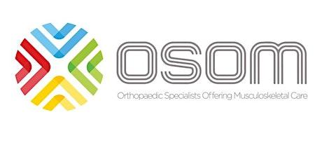 OSOM Masterclass tickets