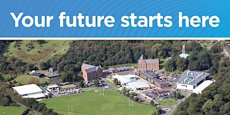 Preparing for College Day delivered face to face - Middleton Campus (am) billets