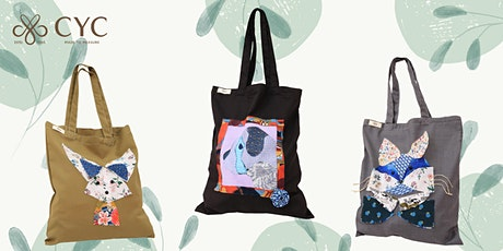 Craft Your Carryall: A Fun-filled Fabric Art Jamming Class tickets