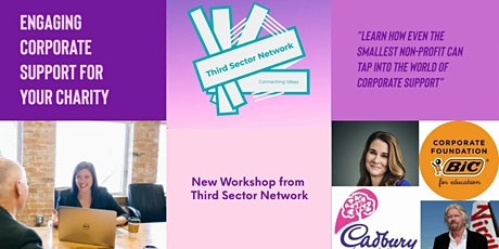 Engaging Corporate Support for Your Charity - Work tickets