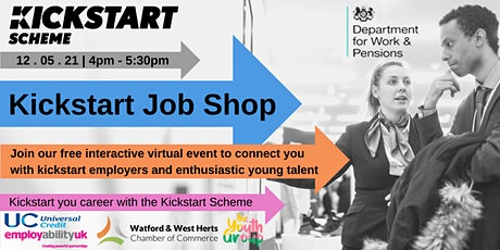 Kickstart Job Shop tickets