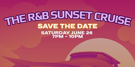 THE R&B SUNSET CRUISE WITH DJ SHORTKUT AND GETLIVE! tickets