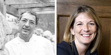 Chef Daniel Galmiche in conversation with Claire Bosi: Free cookalong + Q&A boletos