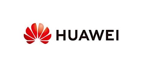 Webinar Huawei: ¡Ya está aquí la nueva versión del portal FusionSolar 7.0! tickets