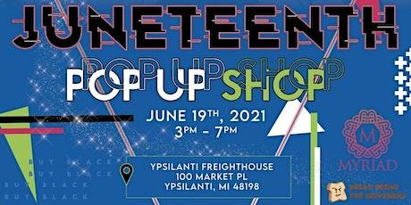 Buy Black Juneteenth Pop-Up Shop tickets