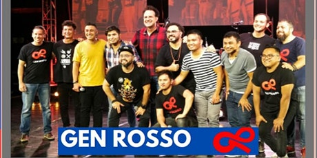 Concierto Gen Rosso boletos