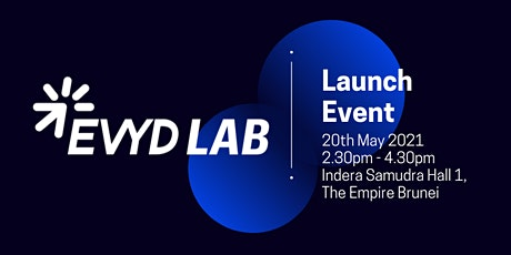 EVYD Lab Launch Event tickets