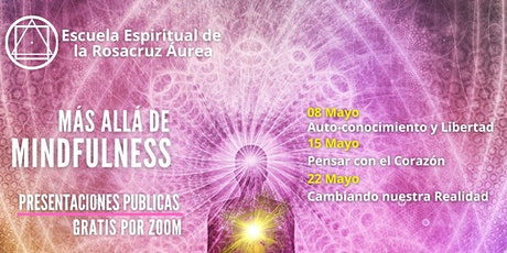Conferencias Públicas Virtuales -  Más allá de Mindfulness tickets