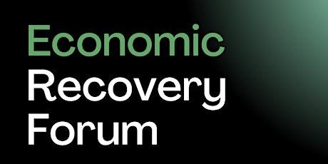 Economic Recovery Forum tickets