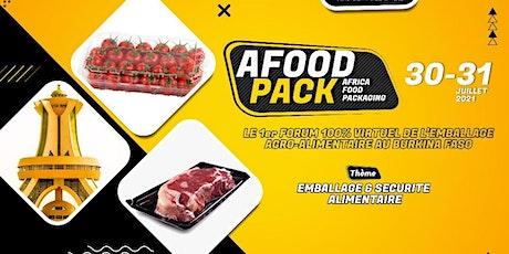 AFOOD-PACK: Emballage et Sécurité alimentaire/ Burkina Faso/Afrique billets