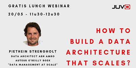 How to build a Data Architecture that Scales? tickets