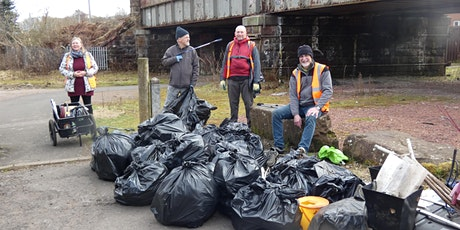 Litter Pick at Old Wishaw Road, Wishaw tickets
