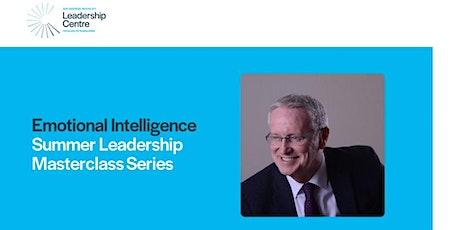 SGBLC - Summer Leadership Masterclass Series - Emotional Intelligence tickets