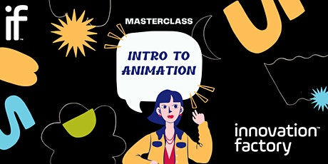 Introduction to Animation Graphics tickets