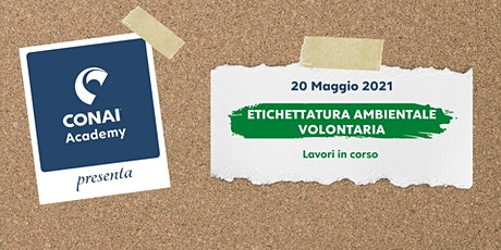 Etichettatura ambientale volontaria del packaging tickets