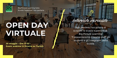 Big Picture Learning Italia - Open Day virtuale tickets