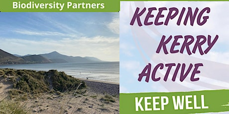 Keeping Kerry Active -  Nature Connection Family Walks (Derrynane Loop) tickets