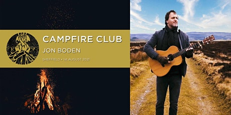 Campfire Club Sheffield: Jon Boden tickets