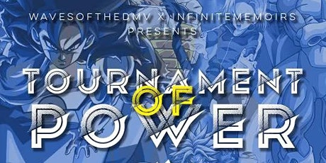 Tournament of Power 1v.1 tickets