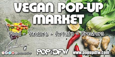 Vegan Pop-Up Market tickets