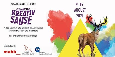 Kreativcamp im Hohen Fläming: Camping, Inspiration, Community & much more! Tickets