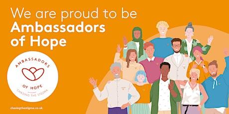 Virtual  Ambassadors Of Hope Training | By Chasing the Stigma tickets