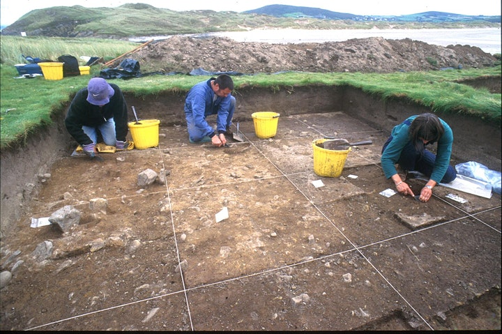 Sgwrs Amgueddfa | Museum Talks: The Prehistoric Archaeology of Burry Holms image