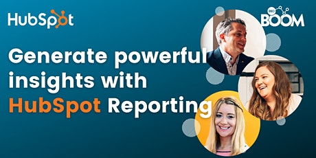 Masterclass: Generate powerful insights with HubSpot Reporting tickets