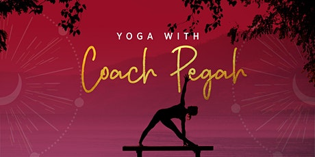 Yoga with Coach Pegah tickets