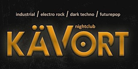 Kävort Nightclub  ⦁ ⦁ 16 October 2021 tickets